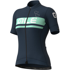 Alé Cycling PR-S Crystal Maillot Manches courtes Femme, blue